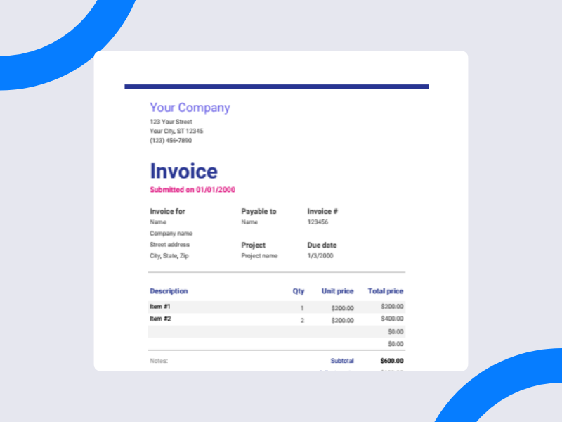 50 Of The Best Free Google Sheet Templates For 2019