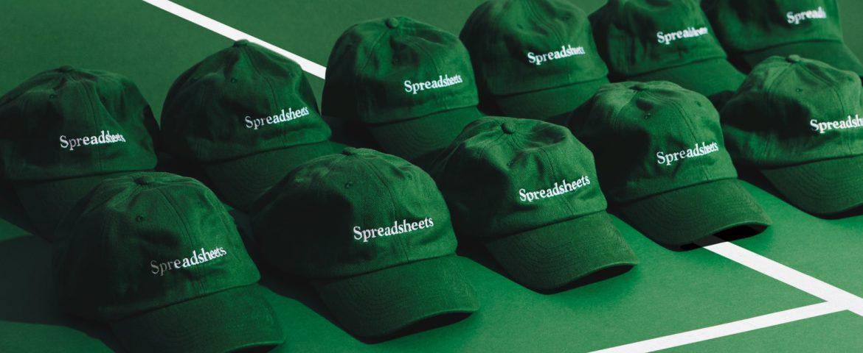 Spreadsheet Hats