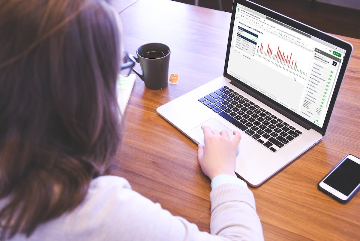 Financial Goals Spreadsheet