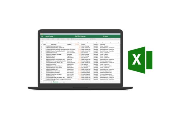 Tiller Money Feeds for Microsoft Excel