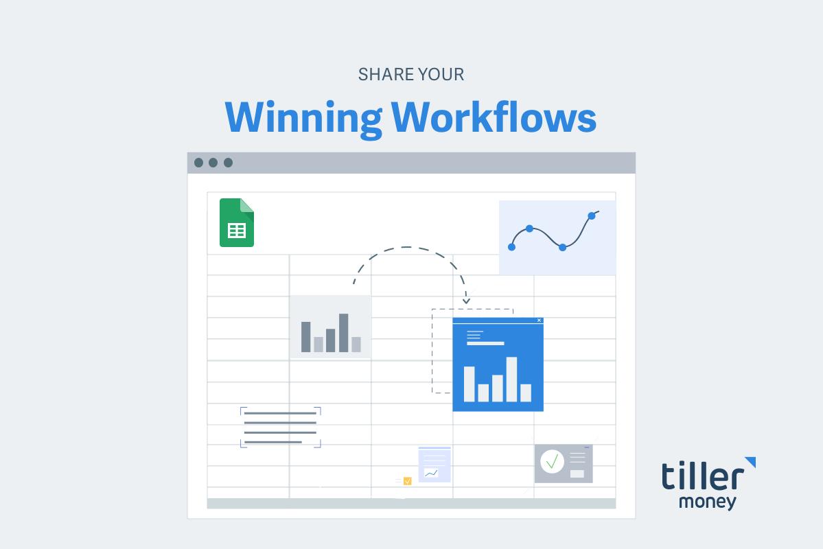 Winning Workflows
