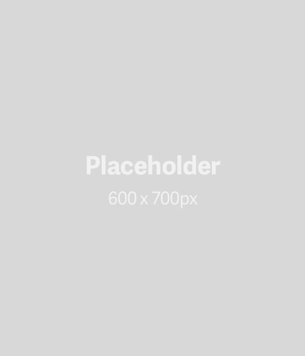 Placeholder 600x700
