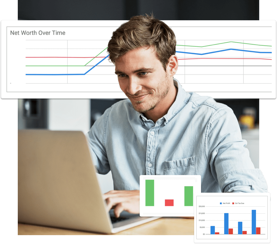 Your Financial Life in a Spreadsheet 8