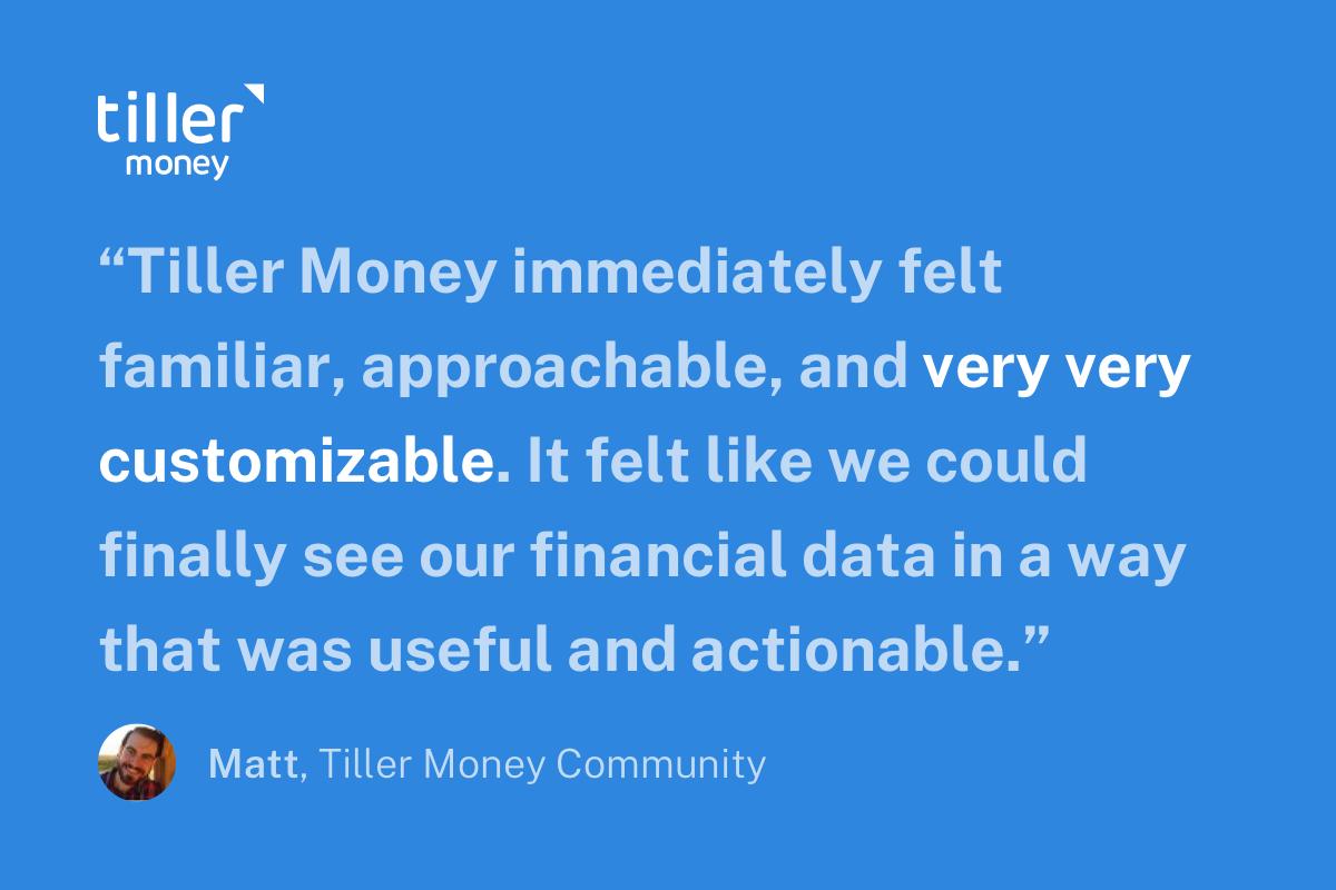 tiller money customer story header