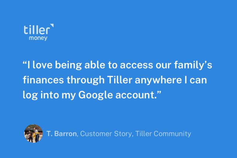 t barron customer story