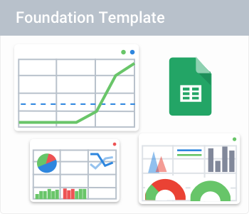Prebuilt templates and reports you can easily customize