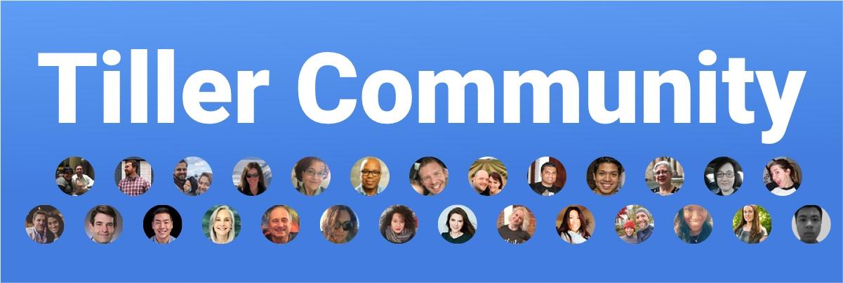 tiller community header 2