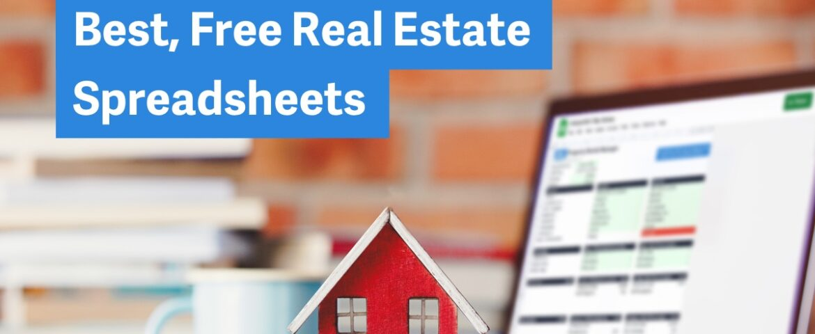 best free real estate spreadsheets
