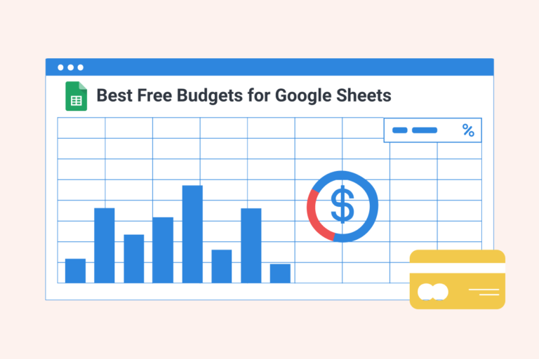 best free budgets for google sheets